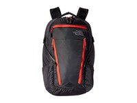 The North Face Surge Transit Backpack Graphite Grey Cayenne Red Backpack Bags Black