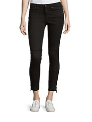 Calvin Klein Jeans Wax Washed Moto Black