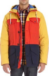 Jack Spade Hooded Addison Parka Multi