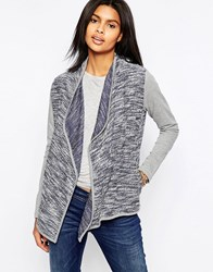 Pepe Jeans Waterfall Knitted Jacket 561Indigo Navy