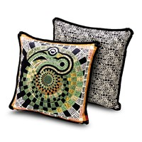 Missoni Home Oroscopo Cushion 40X40cm Snake
