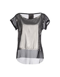 Es'givien Shirts Blouses Women Silver