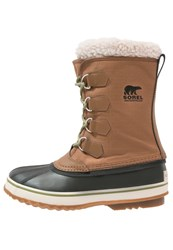 Sorel 1964 Pac Winter Boots Nutmeg Black Brown
