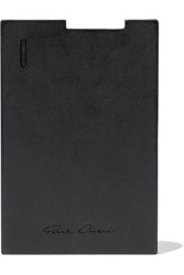 Rick Owens Rhodoid Battery Charger Black
