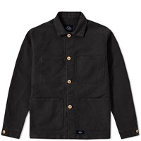 Bleu De Paname Counter Jacket Black