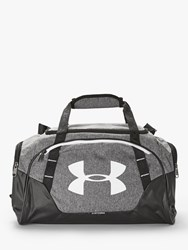 Under Armour Undeniable 3.0 37L Duffel Bag Grey