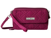 Vera Bradley All In One Crossbody For Iphone 6 Plum Cross Body Handbags Purple
