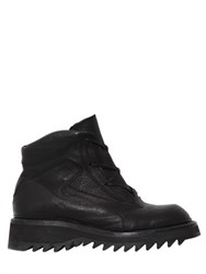 Julius Leather Ankle Boots