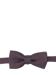 Dsquared Silk Jacquard Bow Tie