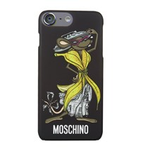 Moschino Trash Mouse Iphone 6 6S 7 Plus Case Female Multi