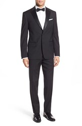 Men's Nordstrom Men's Shop Classic Fit Wool Tuxedo