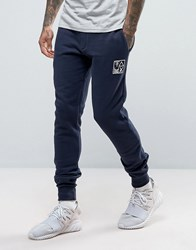 Friend Or Faux Cavalry Slim Fit Joggers Navy