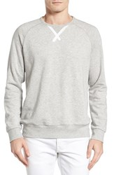 French Connection Men's Rubber Gusset Sweatshirt