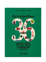 Taschen Nyt 36 Hours London And Beyond Small Multicolor