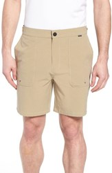 Hurley Phantom Coastline Shorts Khaki