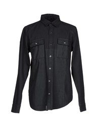 Lrg Shirts Shirts Men Black