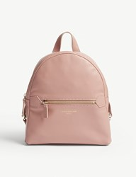 Longchamp 2.0 Extra Small Leather Backpack Petal 8c00a2882144f