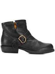 Fiorentini Baker Chad Carnaby Boots Black