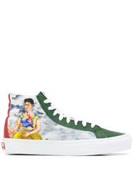 Vans Frida Kahlo Sneakers White