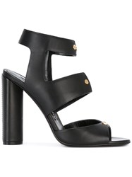Tom Ford Heeled Gladiator Sandals Black