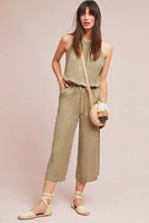 Cloth And Stone Daytripper Jumpsuit Green