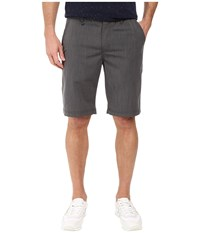 Publish Goren Micro Twill Shorts Charcoal Men's Shorts Gray