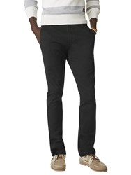 Dockers Alpha Skinny Fit Twill Trousers Black