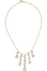Pippa Small 18 Karat Gold Diamond Necklace One Size