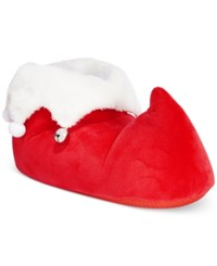 Club Room Elf Slippers Only At Macy's