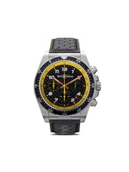 Bell And Ross Br V3 94 R.S.19 43Mm Multicoloured Black Grey Yellow Orange Green