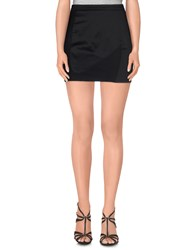 Versace Jeans Couture Skirts Mini Skirts Women Black
