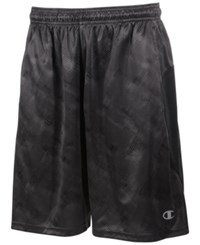 Champion Men's Printed X Temp Vapor Training Shorts Stormy Night