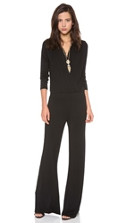 Young Fabulous And Broke Howell Jumpsuit Black
