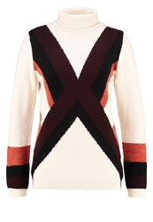 Wallis Intarsia Jumper Multicolor Multicoloured