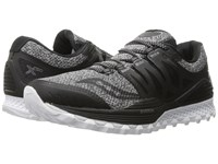 Saucony Xodus Iso Marl Black Men's Running Shoes