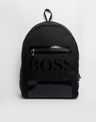 Hugo Boss Tranko Backpack Black