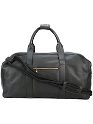 Buscemi Zipped Holdall Black