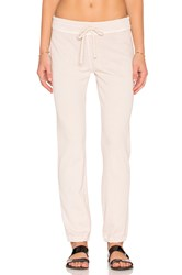 James Perse Genie Sweatpant Blush