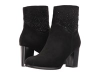Spring Step Sulu Black Glitter Women's Dress Boots