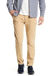 Save Khaki Galey And Lord Twill Trouser Beige
