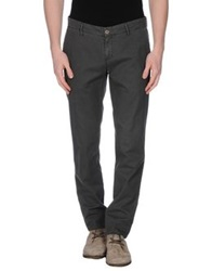 Maison Clochard Casual Pants Lead