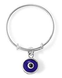 Alex And Ani Precious Metals Evil Eye Expandable Wire Ring