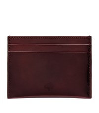 Mulberry Metallic Leather Card Holder Female