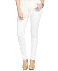 Denim And Supply Ralph Lauren Skinny High Rise Jeans Carmen Wash