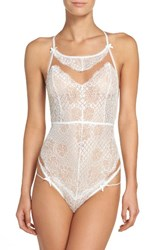 For Love And Lemons Women's Daffodil Bodysuit