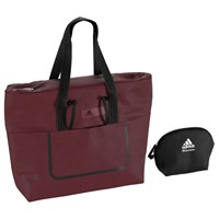 Adidas Better Solid Tote Bag Maroon