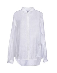 Richard Nicoll Shirts White