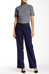 Romeo And Juliet Couture Checkered Palazzo Pant Multi