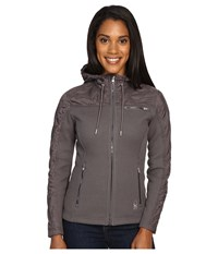 Spyder Ardour Mid Weight Core Sweater Insulated Jacket Weld Weld Women's Coat Black