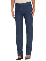 Betty Barclay Perfect Body 5 Pocket Jeans Blue Denim